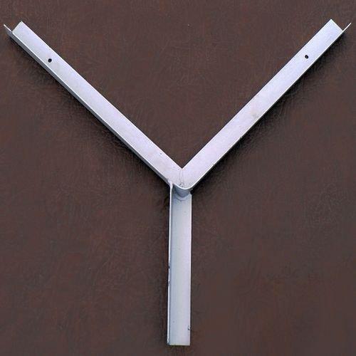 Кронштейны для колючей проволоки СББ наклонные балки Y У образные