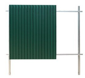 Забор из профнастила Grand Line