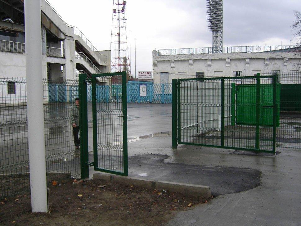 Стадион кубань (г. Краснодар)- Газтехника, Краснодар.